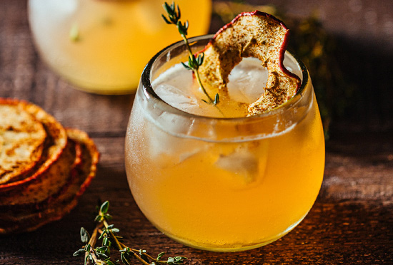 image for Bourbon Apple Fizz